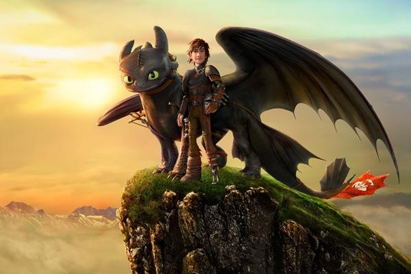 Como Treinar o Seu Dragão 2 | How to Train Your Dragon 2