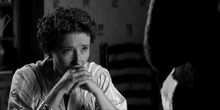 Emma Thompson em Walt nos Bastidores de Mary Poppins