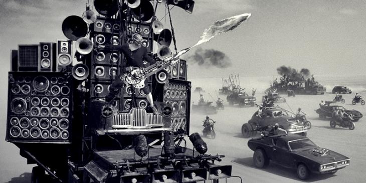 Mad Max - Estrada da Fúria Mad Max Fury Road