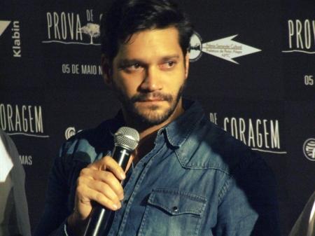 Armando Babaioff (Prova de Coragem)