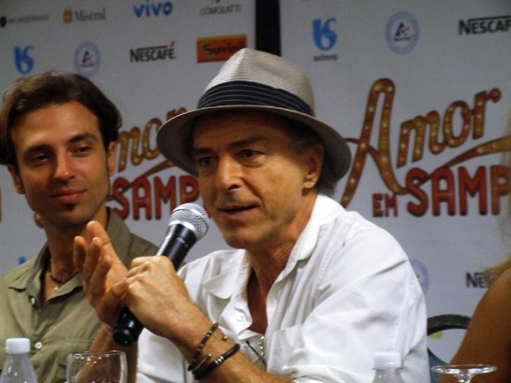 Carlos Alberto Riccelli, Amor em Sampa