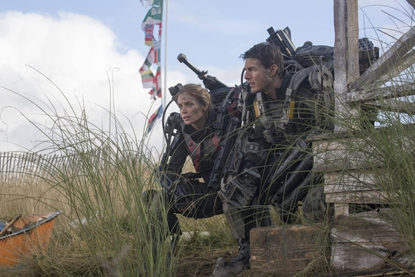 No Limite do Amanhã | Edge of Tomorrow