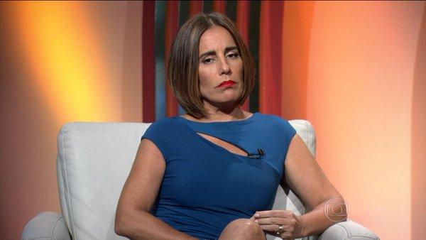 Glória Pires Comentarista Oscars 2016