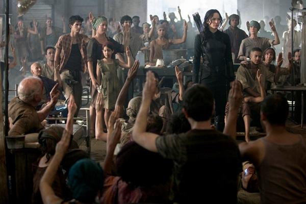 Jogos Vorazes: A Esperança - Parte 1 | The Hunger Games: Mockingjay - Part 1